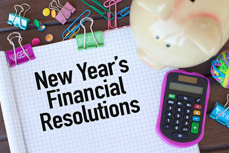 4 Useful Financial Resolutions for 2018