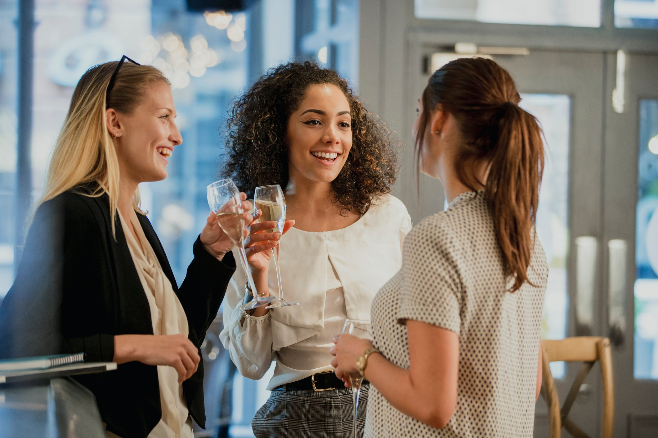 Women & Wealth Wine Tasting: Tune out the Noise and Tune into Your Long-Term Goals