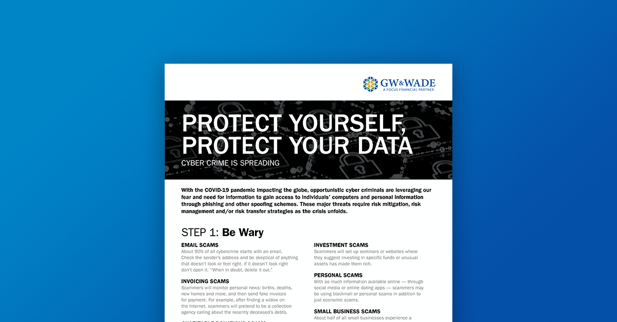 Cybersecurity and COVID-19: What You Need to Know